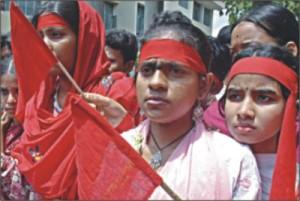 May Day parade: Daily Star