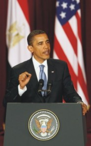 Obama at Cairu Uiversity