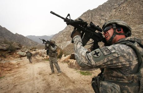 Afghan war -1