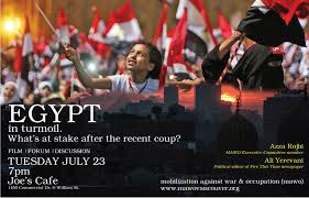 Egypt in turmoil-1