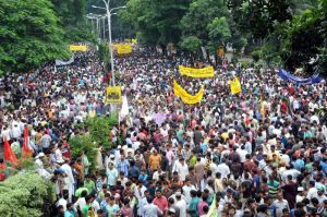 BNP rally on 25 october-1