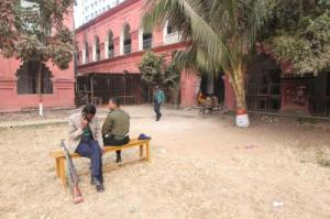 A voting center-from Prothom Alo